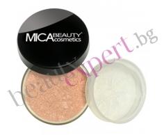 MICA Beauty - Минерален бронзант-пудра за лице и тяло - Bronze