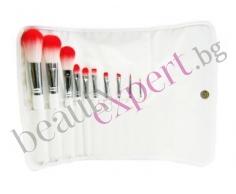 MICA Beauty - Комплект делукс луксозни четки за грим