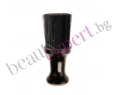 BIFULL - Четка за почистване на врат с талк - черен косъм