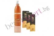 DIBI - Solarium - Тотал бронз комплект за супер потъмняване - лице и тяло