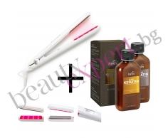 Beauty Expert - Комплект за укротявайне на буйна коса KERATIN INFUSION