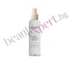 Previa - Органик спрей за блясък с цвят от лопен 150 мл
